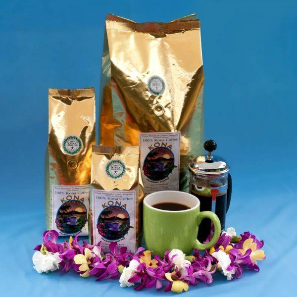 Kona Premium Peaberry Coffee