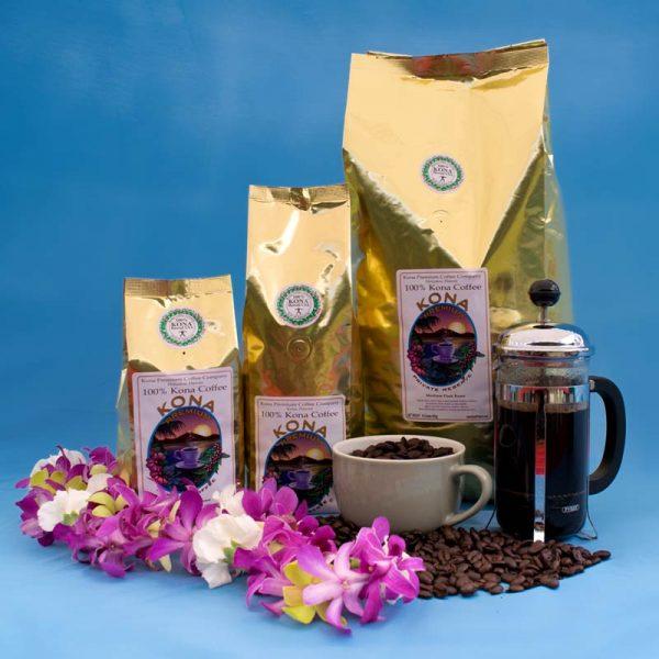 Kona Premium Coffee PrivateReserve
