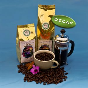 Kona Premium Decaffeinated Coffee