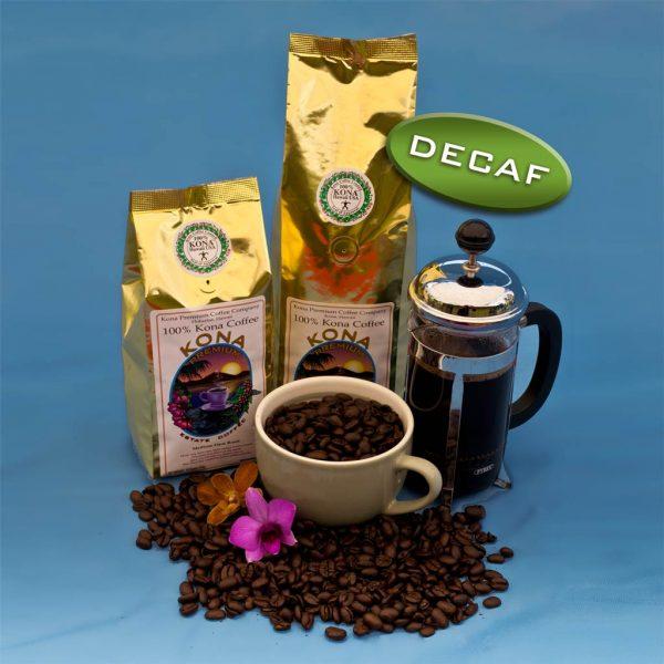 Kona Premium Decaffeinated Coffee