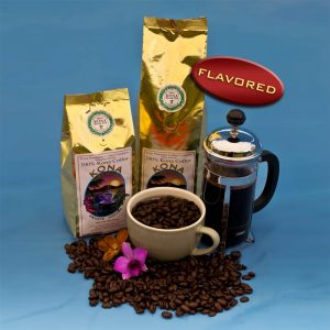 Kona Premium Flavored Coffee