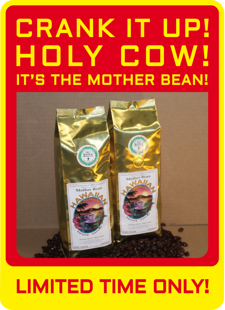 Enter the code lovemotherbean at checkout and you will receive 10% off your motherbean coffee order.